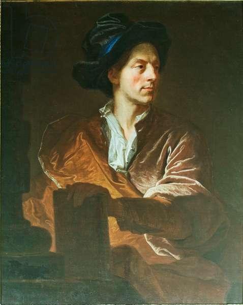 Mattew Prior, 1699 (oil on canvas)