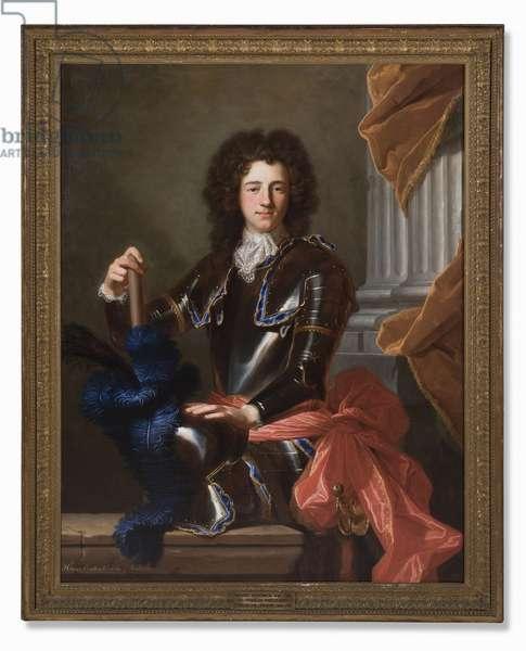 Portrait of Henry Bentinck, later 1st Duke of Portland, 1699 (oil on canvas)