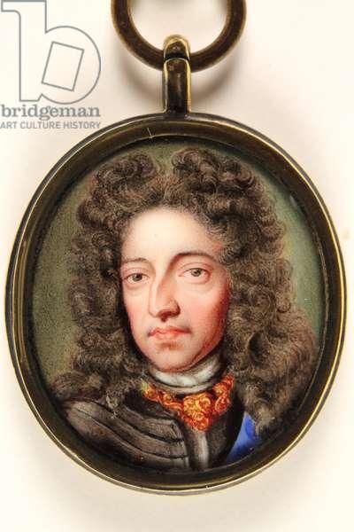 William III (w/c on vellum)