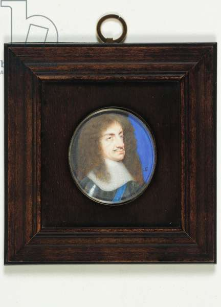 Charles II (w/c on vellum)