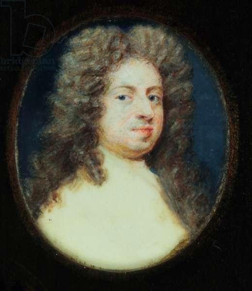Sir Godfrey Kneller (w/c on ivory)