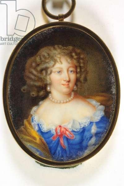 La Duchesse de la Valliere (enamel)