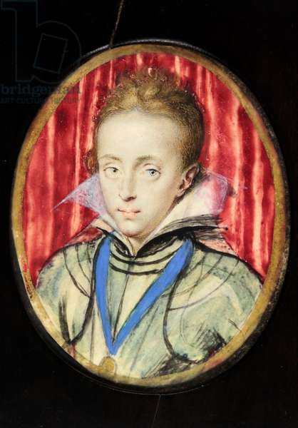 Charles, Prince of Wales, later King Charles I, c.1611
