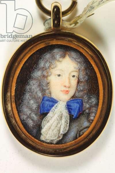Louis de France, 'Le Grand Dauphin' (enamel)