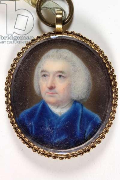 Philip Dormer Stanhope, 1764 (enamel)