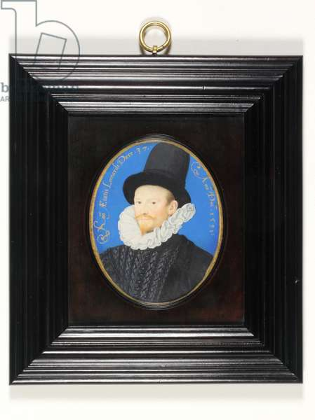 Leonard Darr, 1591 (enamel)