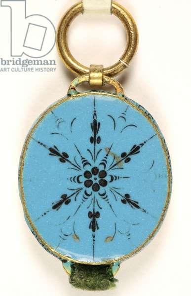 Miniature frame (enamel) (see also 3076017)