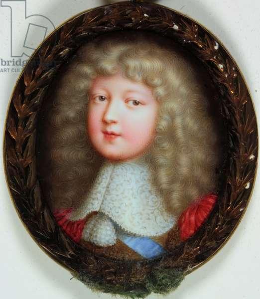 Louis De France, Le Grand Dauphin (enamel)