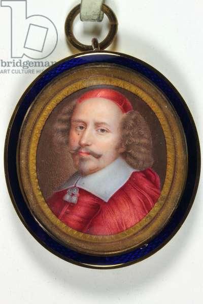 Cardinal Mazarin (enamel)