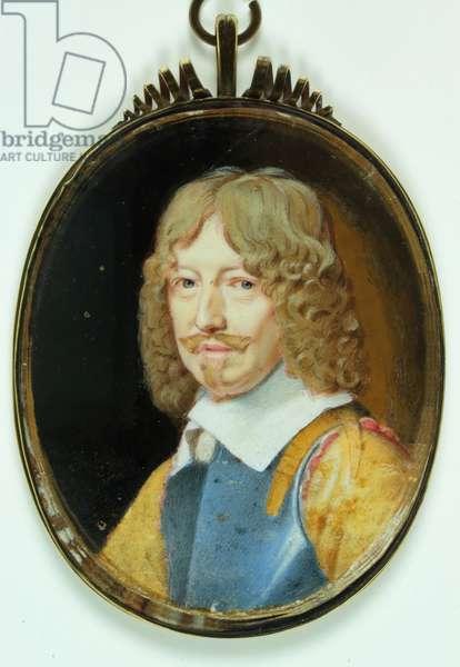 William Cavendish, 1st Duke of Newcastle (enamel)