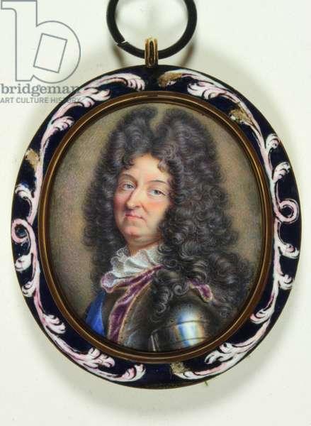 Louis XIV (enamel)