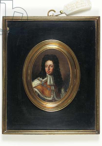 William III (enamel)