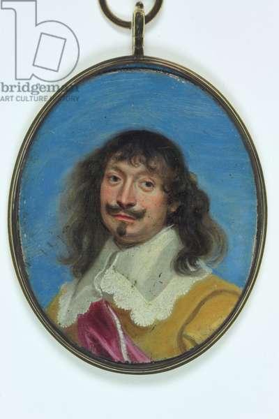 William Cavendish, 1st Duke Of Newcastle (w/c on ivory)