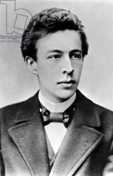 Sergei Rachmaninoff, Russian pianist & composer, 1 April 1873  - 28 March 1943