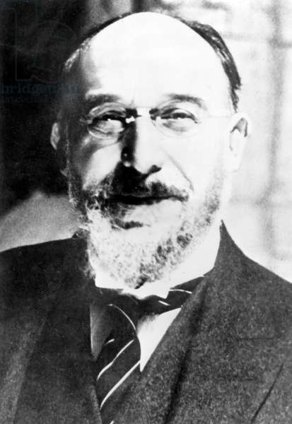 Erik Satie (17 May 1866 - 1 July 1925), French composer