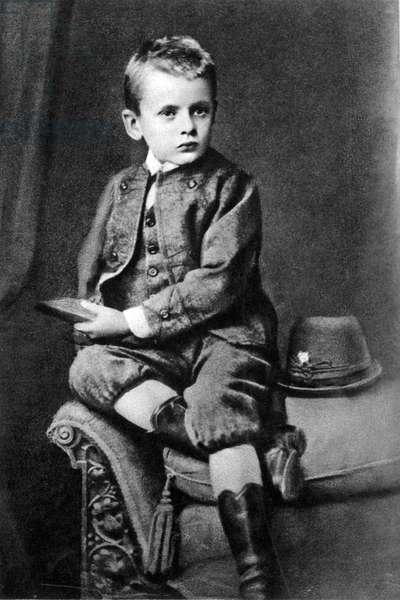 Max Reger in 1917