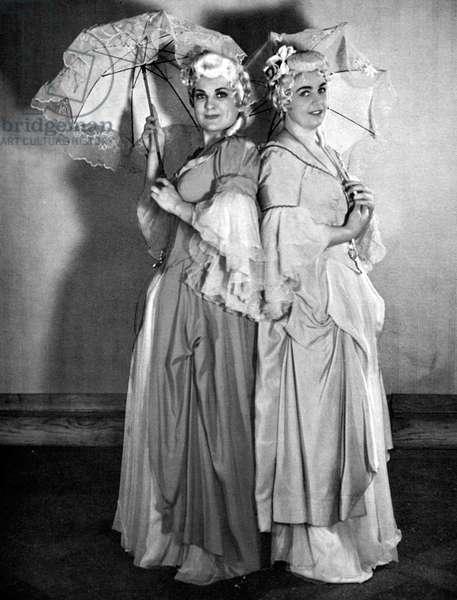 Teresa Stich-Randall with Ira Malaniuk in Cosi Fan tutte by Mozart
