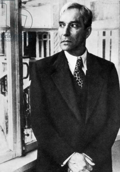 Boris Pasternak, Russian writer 1956