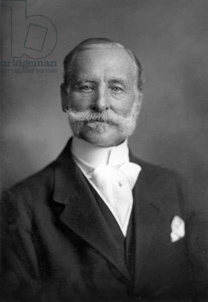 Colonel Henry Mapleson, opera impresario & son of Colonel James Henry Mapleson, 1922