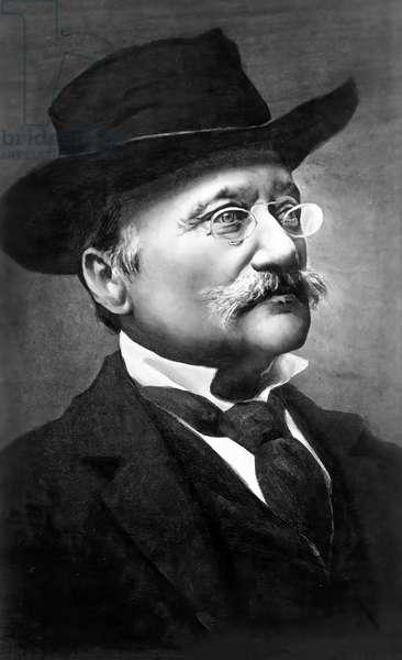 Arrigo Boito Italian composer & libretist