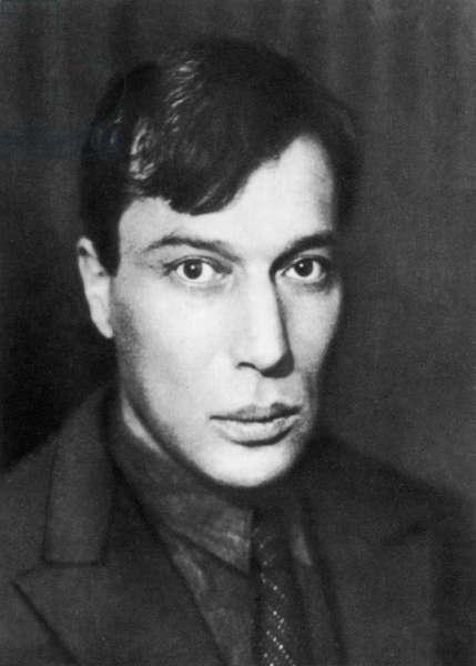 Boris Pasternak, Russian writer 1932