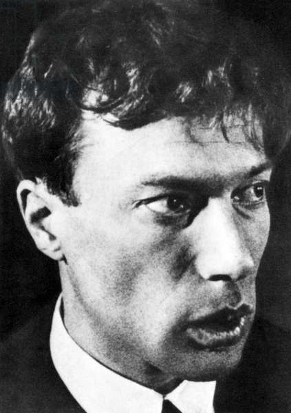 Boris Pasternak, Russian writer 1930
