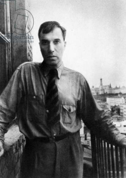 Boris Pasternak, Russian writer 1948