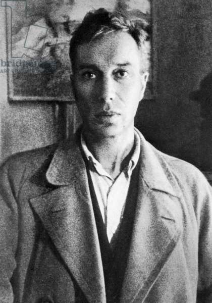 Boris Pasternak, Russian writer 1942