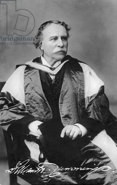 William Hayman Cummings, English tenor, teacher & organist at Waltham Abbey