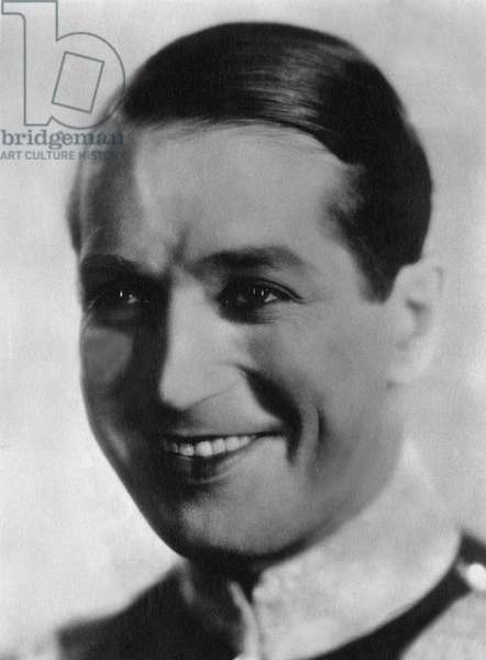 Maurice Chevalier (1888-1972) french actor and singer c. 1925