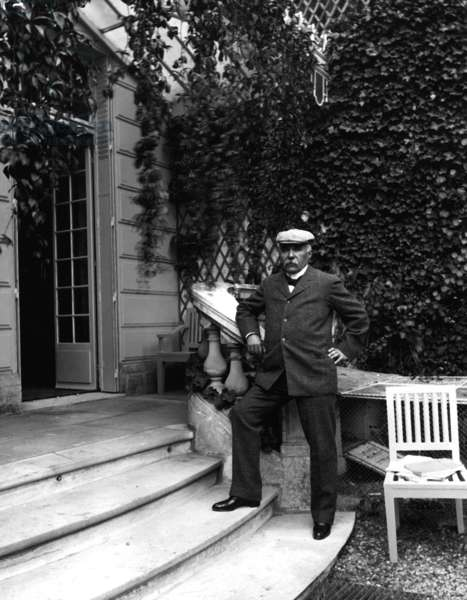 Georges Clemenceau (1841-1929) French Statesman, 20's