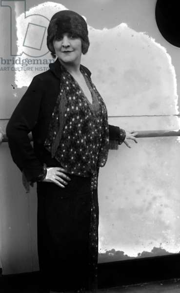 Doris Keane (1881-1945) american actress c. 1920