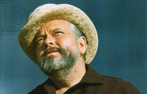 Verites et mensonges F for Fake de OrsonWelles avec Orson Welles 1973