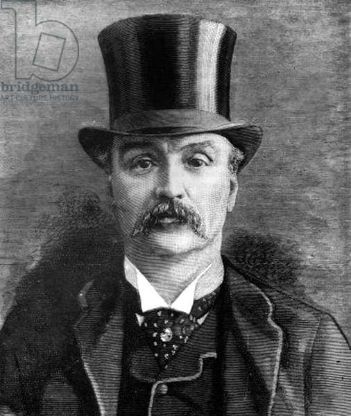 James Maybrick the merchant suspected to be Jack The Ripper