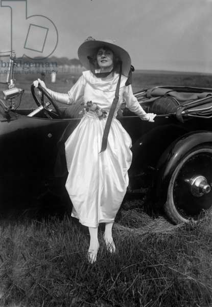 Gertrude McCoy (1890-1967) american actress and scriptwriter