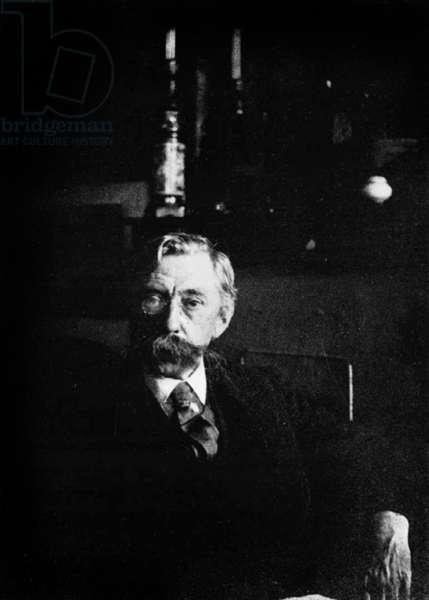 Emile Verhaeren (1855-1916) belgian poet