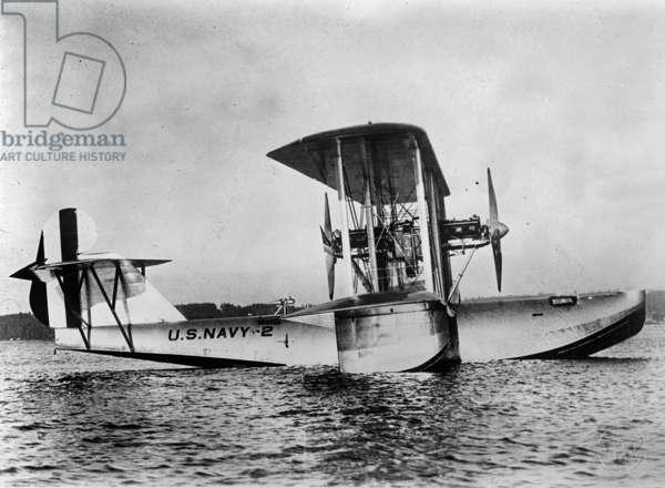 Boeing PB-1 hydroplane, 1925