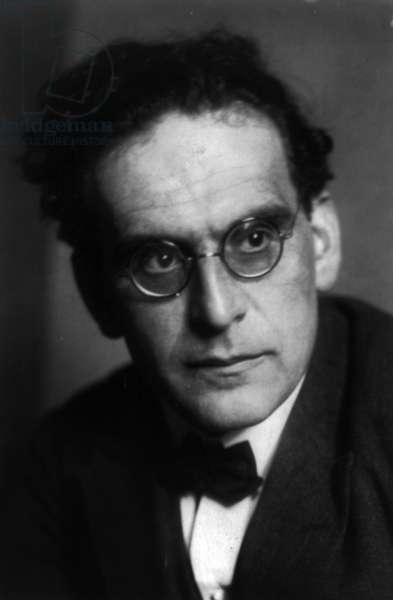 Otto Klemperer (1885-1973) German conductor and composer c. 1920