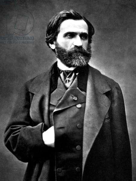 Giuseppe Verdi (1813-1901) italian composer