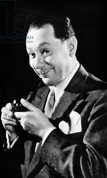Bach (1882-1953) french comedian c. 1920