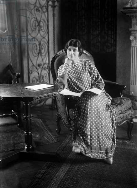 Alma Gluck (1884-1938) american soprano c. 1924