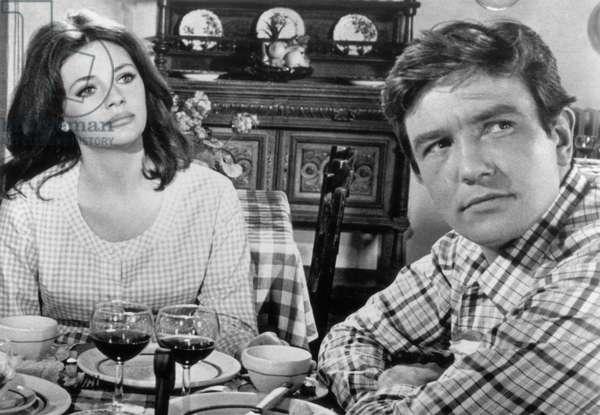 Voyage a deux TWO FOR THE ROAD de Stanley Donen avec Jacqueline Bisset, Albert Finney, 1967