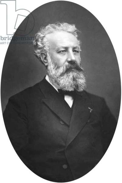 Jules Verne (1828-1905) french writer