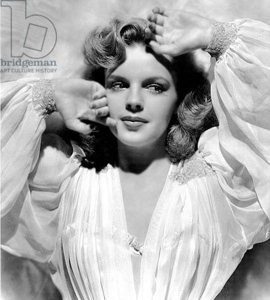 Judy Garland (1922-1969) c. 1942