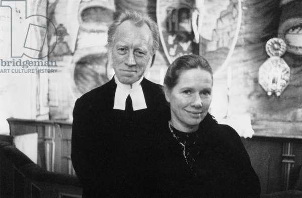 Oxen de Sven Nykvist avec Liv Ullmann, Max von Sydow, 1991