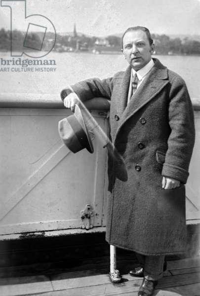 Fritz Reiner (1888-1963) American conductor originally from Hungary c. 1925