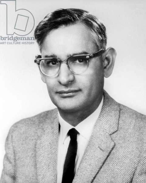 Har Gobind Khorana american physician of indian origins , Nobel Prize Laureate in Physiology and Medicine 1968 for discovery of human genetic code