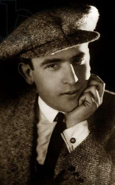 Harold Lloyd (1893-1971) american actor, 1924