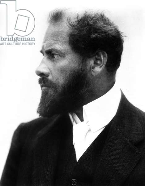 Gustav Klimt (1862-1918) austrian painter, c. 1905