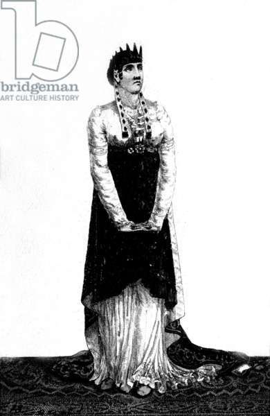Mademoiselle Georges (engraving)